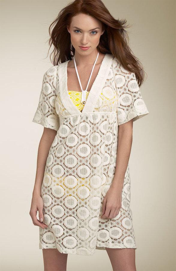 Shoshanna Crochet Cover-Up