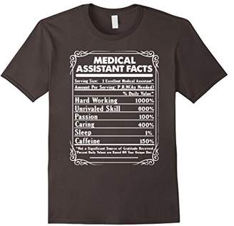 Medical Assistant Shirts - Medical Assistant Facts T shirt