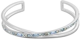 Adore Baguette & Pavé Cuff Bracelet
