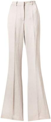 Salvatore Ferragamo classic flared trousers
