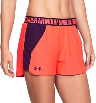 Under Armour Women's Play Up Pocket Shorts