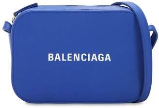Balenciaga Xs Every Day Leather Camera Bag