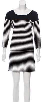 Soft Joie Striped Mini Dress