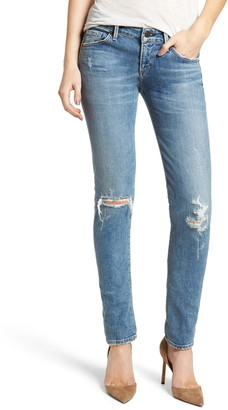 Citizens of Humanity Racer Ripped Skinny Jeans