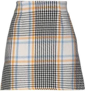 Andrea Morando Knee length skirts - Item 35394084PT