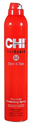 CHI 44 Iron Guard Style and Stay Hair Spray, 0.75 lb. $9.99 thestylecure.com