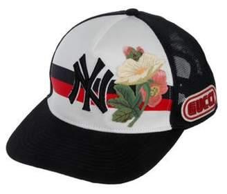 Gucci 2018 NY Yankees Baseball Cap blue 2018 NY Yankees Baseball Cap