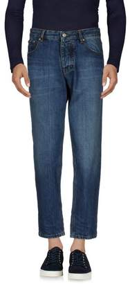 Ami Alexandre Mattiussi Denim trousers