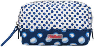 Cath Kidston Sparkle Spotty Dotty Box Cosmetic Bag