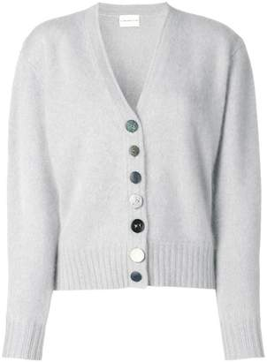 Simon Miller contrast button cardigan