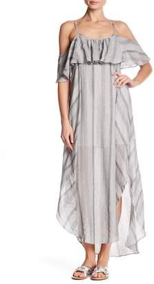 Mustard Seed Stripe Maxi Dress