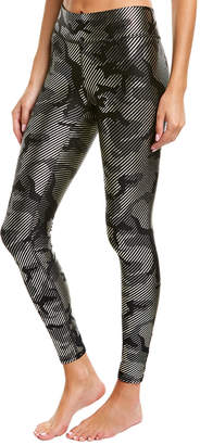 Terez Tall Band Foil Printed Legging