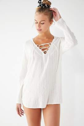 Billabong Seashell Tunic Cover-Up