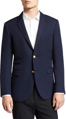 Valentino Men's Wool-Blend Blazer