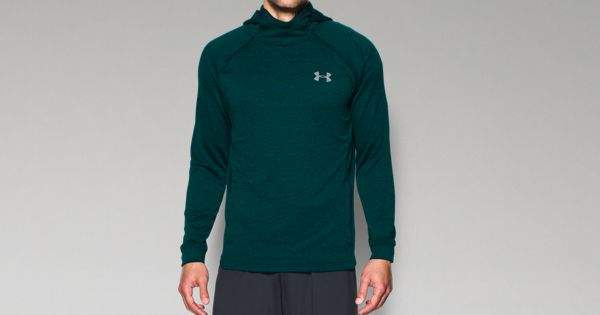 Under Armour Men's UA Tech Terry Fitted Hoodie