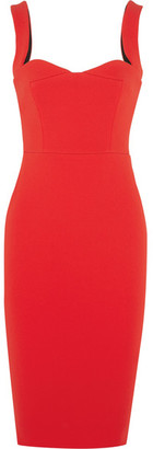 Victoria Beckham - Crepe Dress - Red