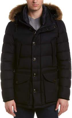 Moncler Rethe Wool Jacket