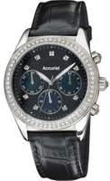Accurist Ladies Chronograph Watch LS410B