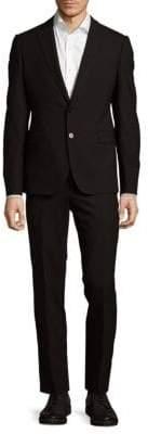 Armani Collezioni Decent Buttoned Suit
