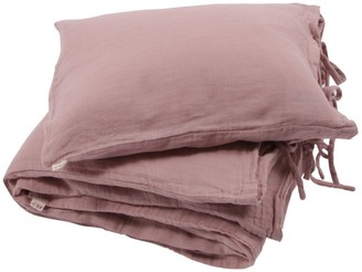 NUMERO 74 Bedding set - dusty pink $93.60 thestylecure.com