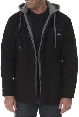 Dickies Genuine Big Men's Canvas Shirt Jacket