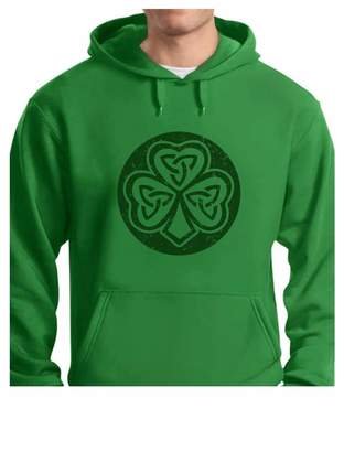 Celtic Tstars TeeStars Clover Irish Shamrock Gift for St. Patrick's Day Cool Hoodie