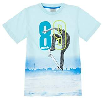 Bench Boy's Cool Skater Graphic Tee T-Shirt,(Manufacturer Size: 3-4)