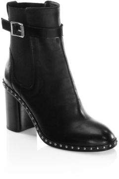 Rag & Bone Romi Embellished Leather Chelsea Boots