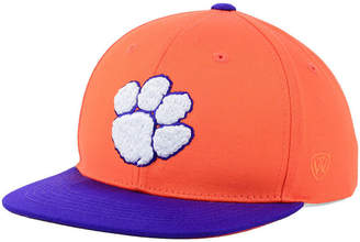 Top of the World Boys' Clemson Tigers Maverick Snapback Cap