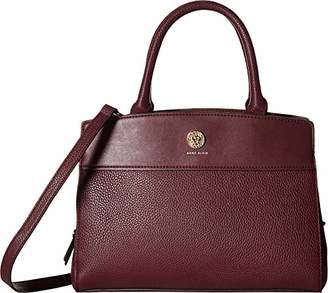 Anne Klein Split Top Handle Hangbag