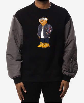 Hudson Men's Aviator Bear Sweatshirt