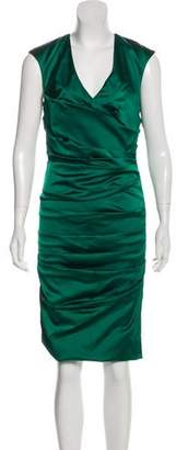 Marc Cain Sleeveless Midi Dress