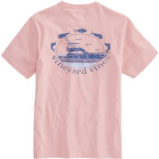 Vineyard Vines Vintage Sportfisher Pocket T-Shirt