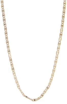 BaubleBar Nimira Textured Chain Necklace