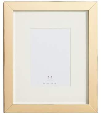 Pottery Barn Teen Metallic Gallery Frames, 5x7, Gold