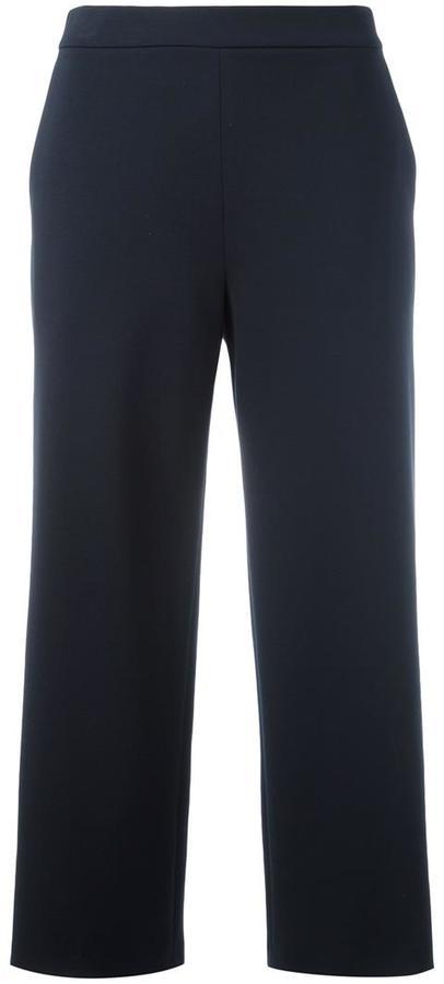 Akris cropped trousers