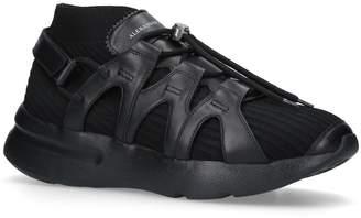 Alexander McQueen Cage Sock Sneakers
