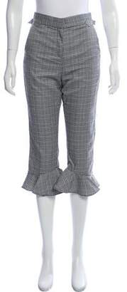 Walter Baker Cropped High-Rise Pants w/ Tags