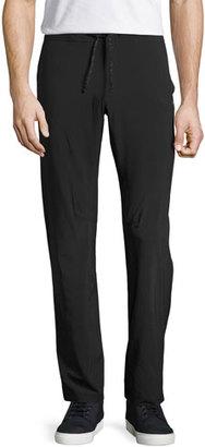The North Face Kilowatt Pro Slim-Straight Pants, Black $85 thestylecure.com