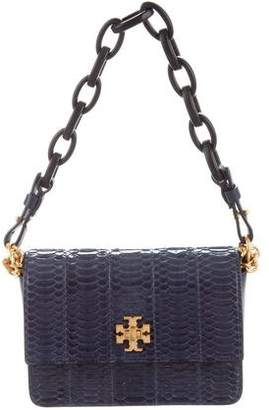 Tory Burch Snakeskin Kira Mini Bag