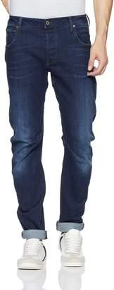 G Star Men's Arc 3D Slim Fit Jean In Devon Stretch Denim