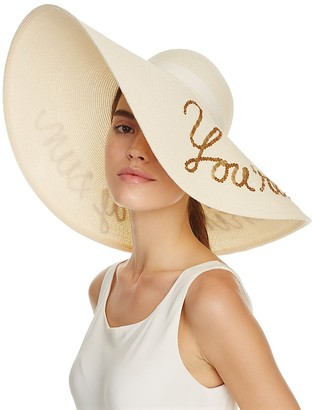 Eugenia Kim You're Blocking My Sun Hat $495 thestylecure.com