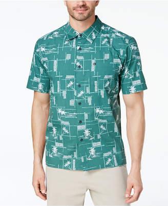 Quiksilver Men's Hi Wailuku Shirt