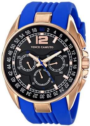 Vince Camuto (ヴィンス カムート) - [ヴィンス・カムート]VINCE CAMUTO 腕時計 クォーツ VC/1052BLRG メンズ 【正規輸入品】