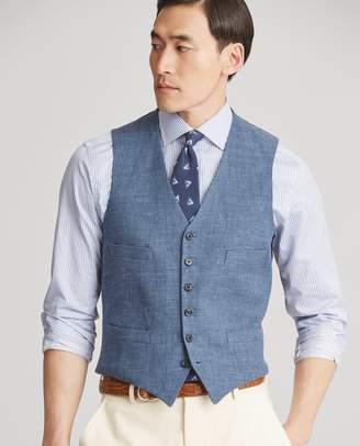 Ralph Lauren Bengal-Striped Twill Shirt