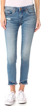 Blank Denim App Happy Skinny Jeans $98 thestylecure.com