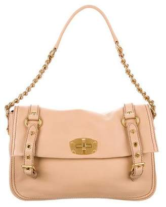 Miu Miu Cervo Leather Bag