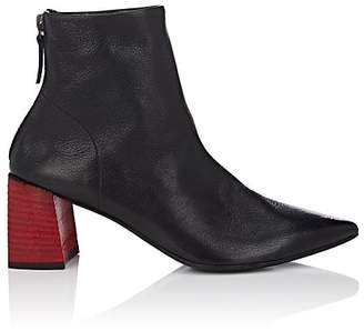 Marsèll Women's Leather Ankle Boots