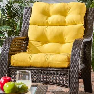 Andover Mills Sarver Outdoor High Back Chaise Lounge Cushion