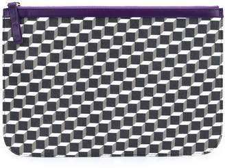 Pierre Hardy 'Canvas Cube' clutch